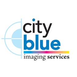 City Blue Imaging Services logo